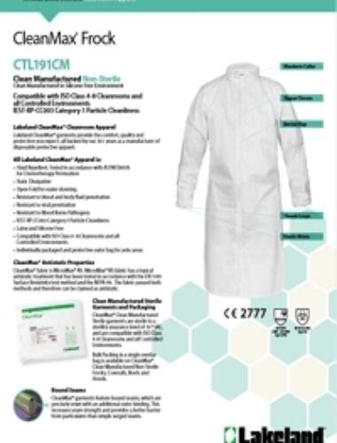 Cleanmax ctl191cm data sheet