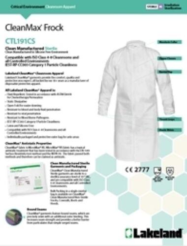 Cleanmax ctl191cs data sheet