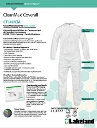 Cleanmax ctl417cm data sheet