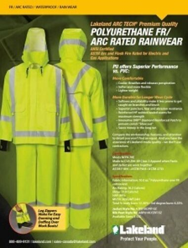 Poly FR ARC Rainware Data Sheet ca