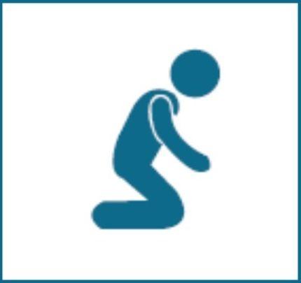 Kneeling Or Crawling