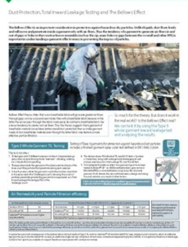 Tips On Maximising Dust Protection Thumbnail