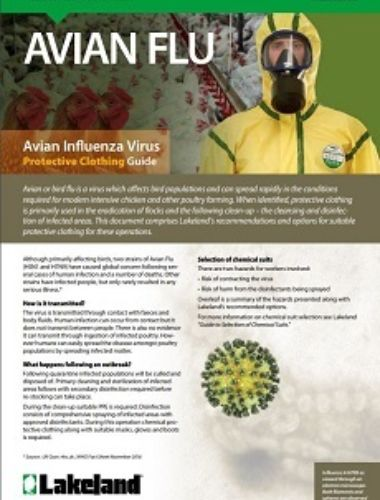 Ce Avian Flu Factsheet En Thumbnail