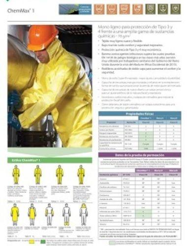 Chem Max 1 Product Data Sheet Es Thumbnail
