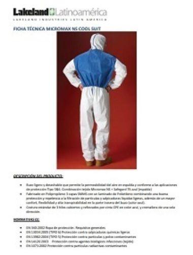 Ficha Tcnica Cool Suit Es Thumbnail