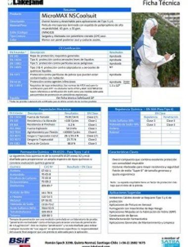 Micromax Ns Coolsuit Tech Data Sheet 1 Las Thumbnail