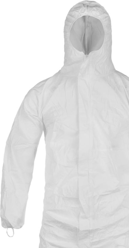 Hooded Cleanroom Garment