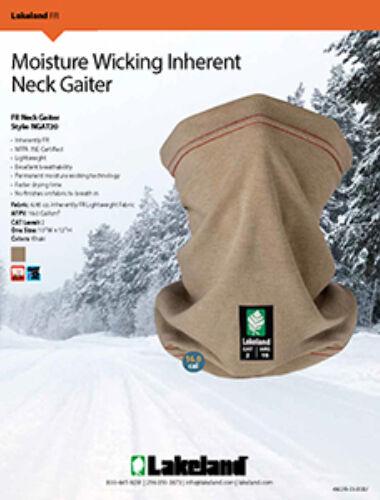 NGAT20 FR Neck Gater Data Sheet