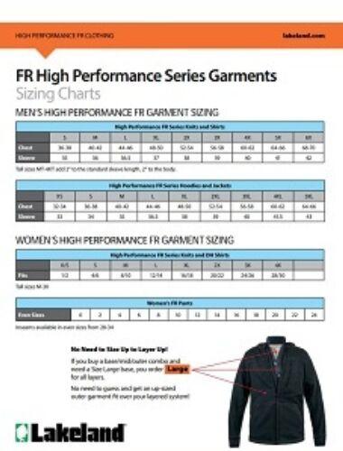 High Performance FR Sizing Thumbnail