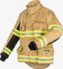 Stealth™ NFPA Premium Turnout Gear Coat - Stealth