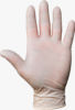 Disposable Latex Gloves (Powder Free, Palm-textured) - 8204