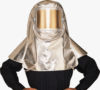 ALM 500: Hood with gold reflective visor - with BA accommodation - 310